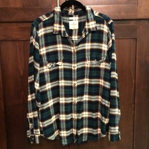 American Eagle Women's Flannel